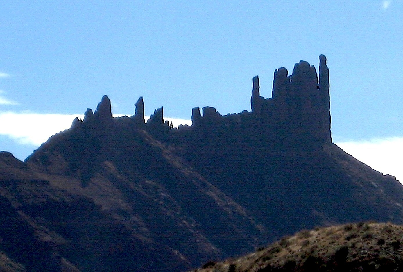 Castleton Valley, Colorado River - Moab