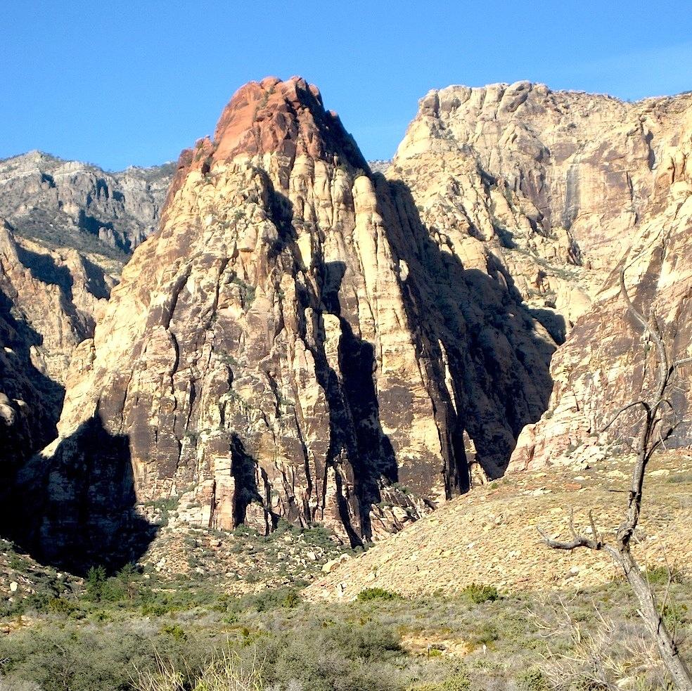 Mescalito Spire - Red Rock Canyon à Las Vegas
